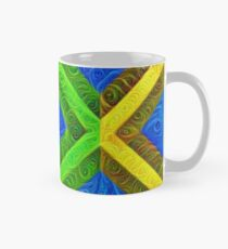 #DeepDream Color Squares Visual Areas 5x5K v1448364075 Mug