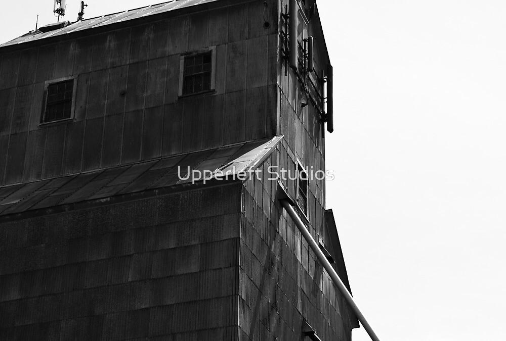 Grain Tower by Upperleft Studios