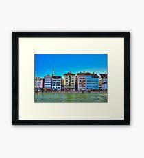 Zurich #2 Framed Print