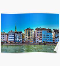 Zurich #2 Poster