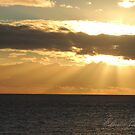 A Sunset In Tenerife by Elinor  Jayne
