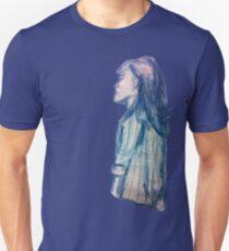 She Had Blue Hair, But, Damn, She Looked Good T-Shirt