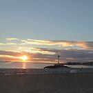 Sunsetting in Tenerife by Elinor  Jayne