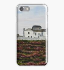 Loop Head Lighthouse, County Clare - oil painting iPhone Case/Skin