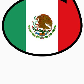 Mexico Soccer / Football Fan Shirt / Sticker by funaticsport