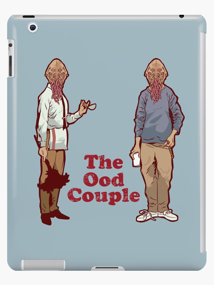 The Ood Couple by nikholmes