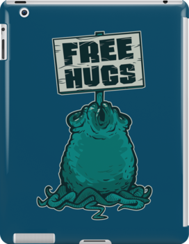 Free Hugs by nikholmes