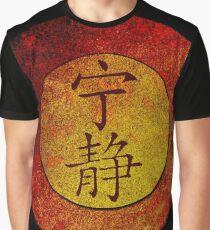 Serenity Symbol Graphic T-Shirt