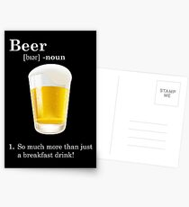 Beer Postcards