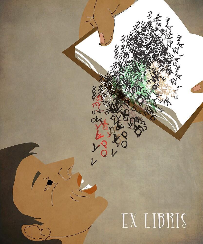 EX LIBRIS by beatipossidenti