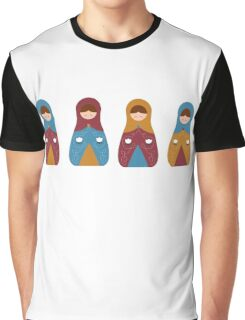 Matrioshkas 2 Graphic T-Shirt