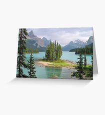 Spirit Island Greeting Card