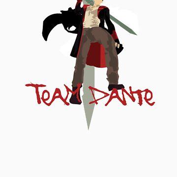 Team Dante by ShroudOfFate