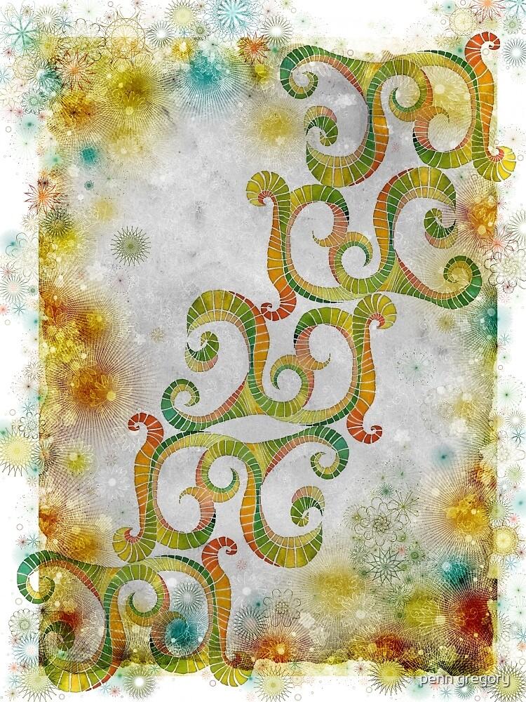 Golden Folden by penn gregory