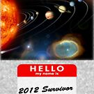 I'm a 2012 Survivor by cooljules