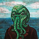 Man from Innsmouth Case by aglastudio