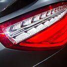 Mercedes-Benz SL 63 AMG Bi-Turbo Back Light [ Print & iPad / iPod / iPhone Case ] by Mauricio Santana