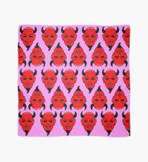 Red Devil pattern pink (Scream Queens) Scarf