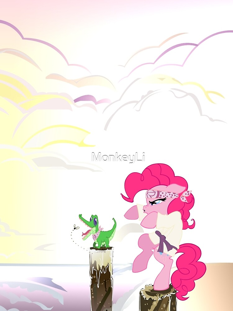 Karate Pie with BG by MonkeyLi