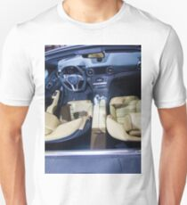 Mercedes-Benz SL 63 AMG Bi-Turbo Inside [ Print & iPad / iPod / iPhone Case ] T-Shirt