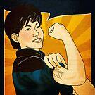 We Can Do It! by rachelleabellar