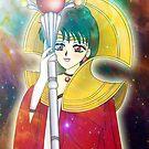 Time Lady Setsuna by rachelleabellar