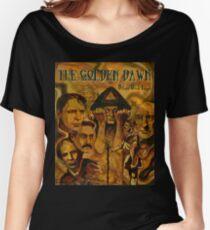 The Golden Dawn Women's Relaxed Fit T-Shirt