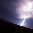Lightning at Broughton by jermesky