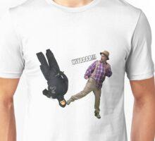 Old Man Ninja Unisex T-Shirt