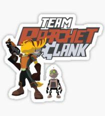 Team Ratchet & Clank Sticker