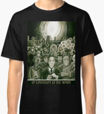 HP Lovecraft At The Movies Classic T-Shirt