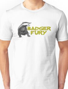 Badger Fury Unisex T-Shirt