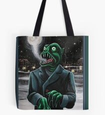 Innsmouth Winter Tote Bag