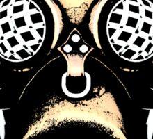 Steampunk / Cyberpunk Gas Mask #1B Sticker