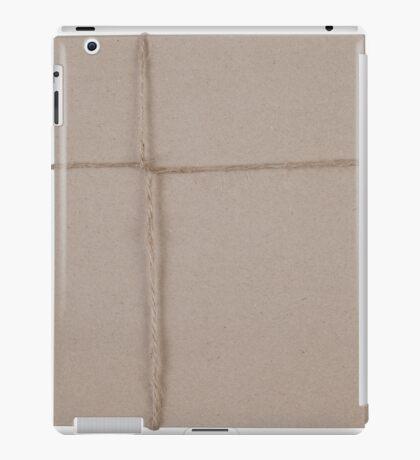 brown envelope iPad Case/Skin