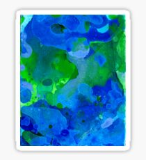 Abstract 53 Sticker