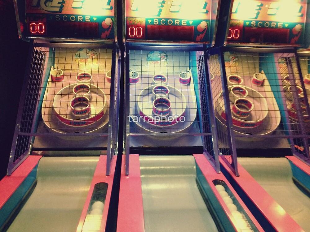 Skee Ball by tarraphoto