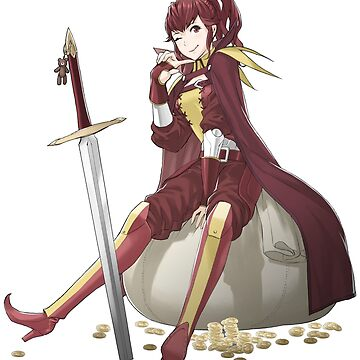Anna Fire Emblem Design Classic T Shirt By Teh6pathsofpain Redbubble