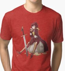Anna Fire Emblem Design Tri-blend T-Shirt