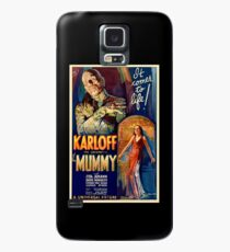Mummy - Boris Karloff Case/Skin for Samsung Galaxy