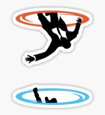 Draper Falls Sticker