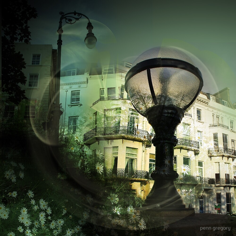 lamplight by penn gregory