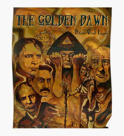 The Golden Dawn Poster