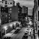 Chelsea at Night by Brad Walsh