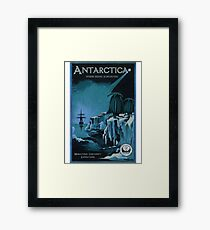 Antarctic Expedition Framed Print