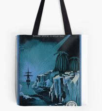 Antarctic Expedition Tote Bag