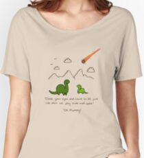 The Saddest Doodle 'Colour'  Women's Relaxed Fit T-Shirt