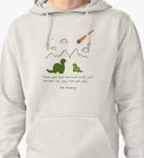 The Saddest Doodle 'Colour'  Pullover Hoodie