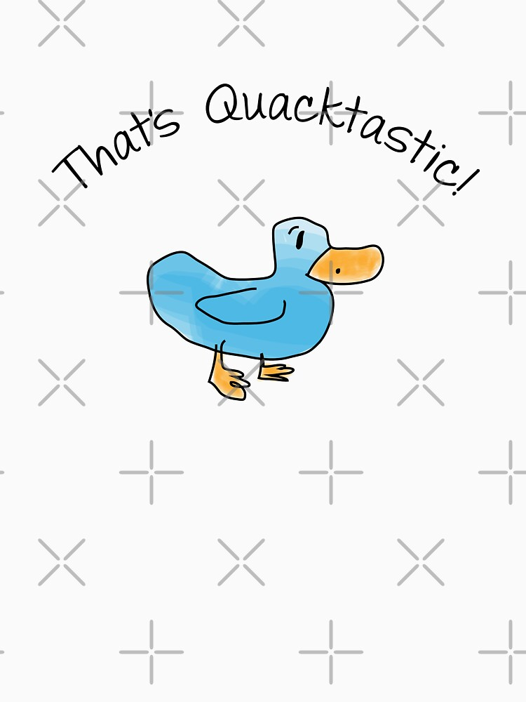 That's Quacktastic by typeo
