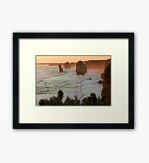 Twelve Apostles - Great Ocean Road VIC Framed Print